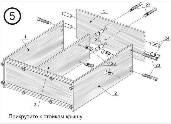 Сборка мебели своими руками