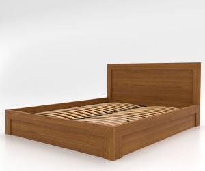 кровать дизайнерская дуб рустикальный