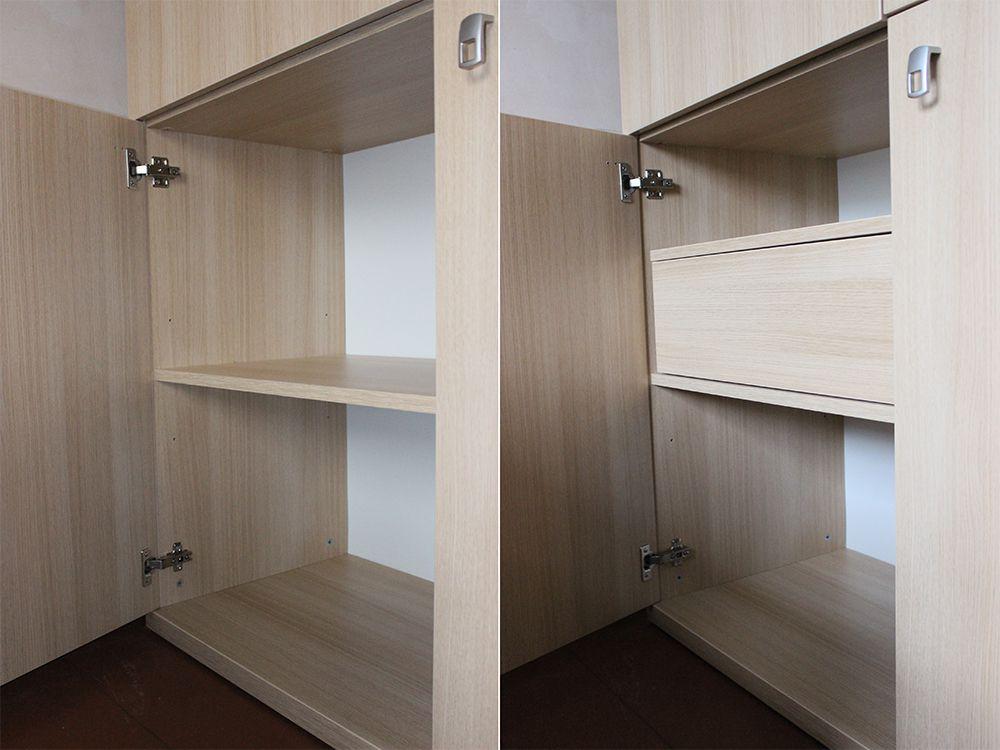 выдвижной ящик в шкаф